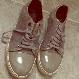 Designer Lanvin shoes 1000%authentic